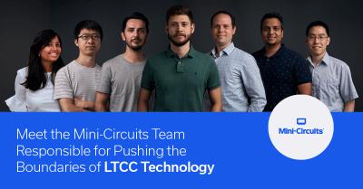 Department Spotlight: LTCC Design Team