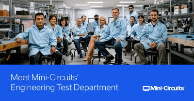 Department Spotlight: Development Test