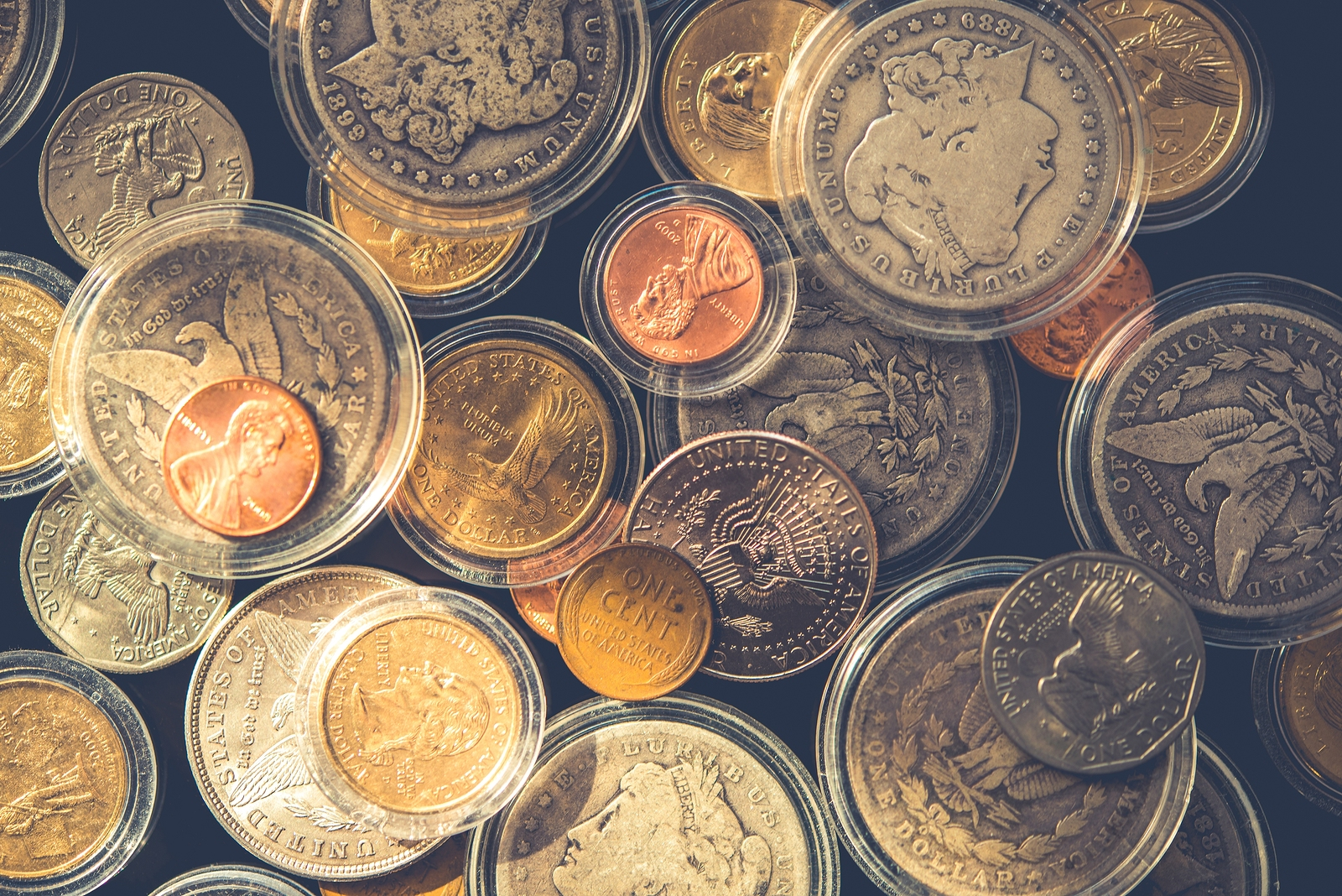 coins and other coin collectibles