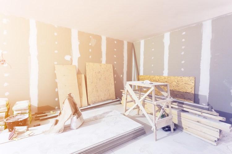 upgrading old building interior