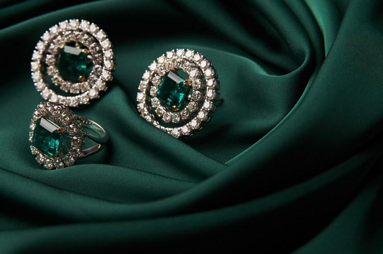 fine jewelry and gems