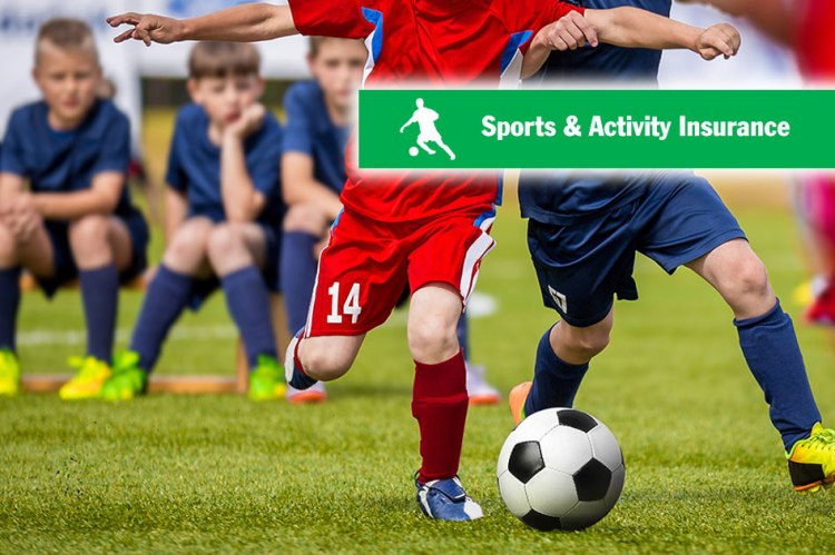 sports and activity insurance