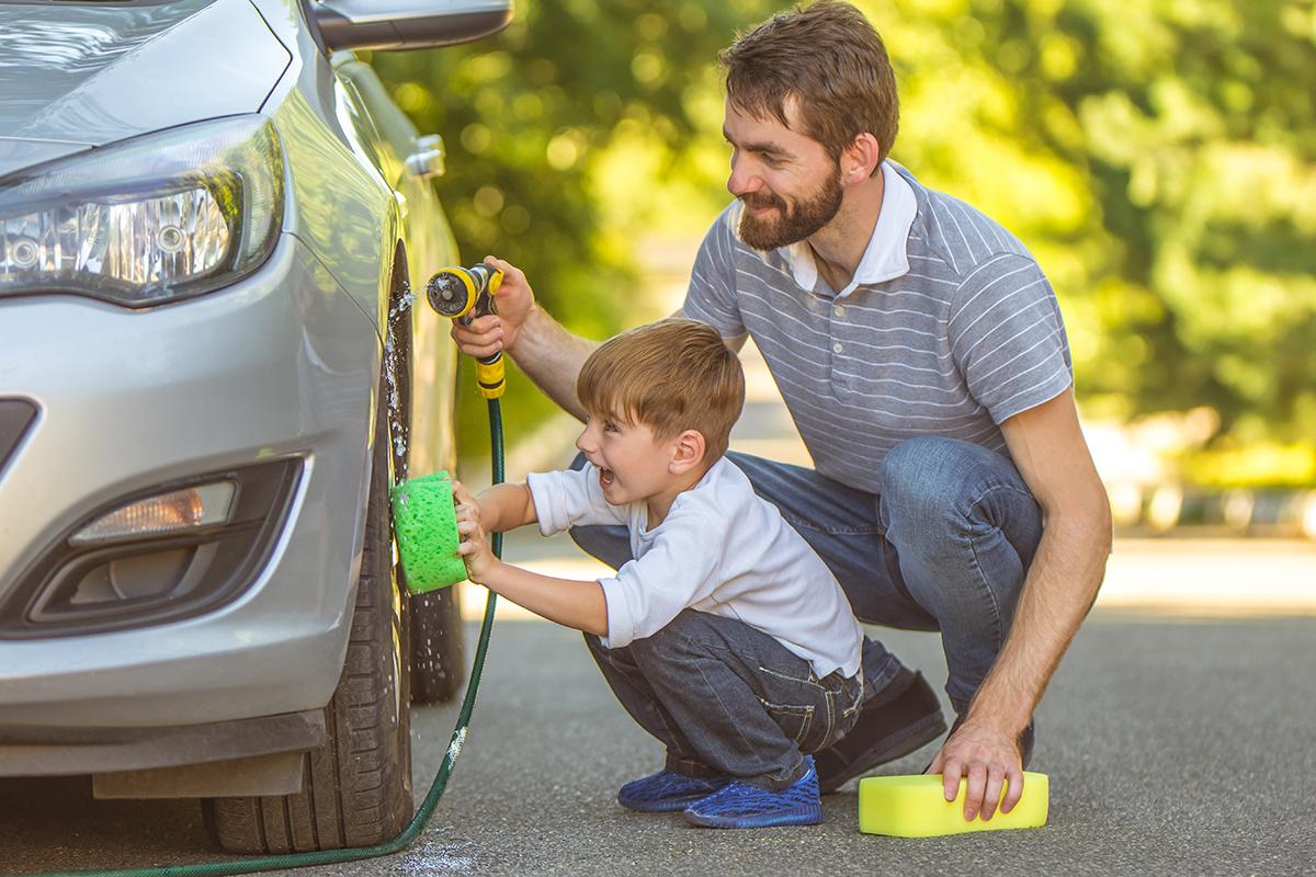 自助洗車 5 步驟。洗車場不告訴你的洗車技巧分享 - Mio生活玩家