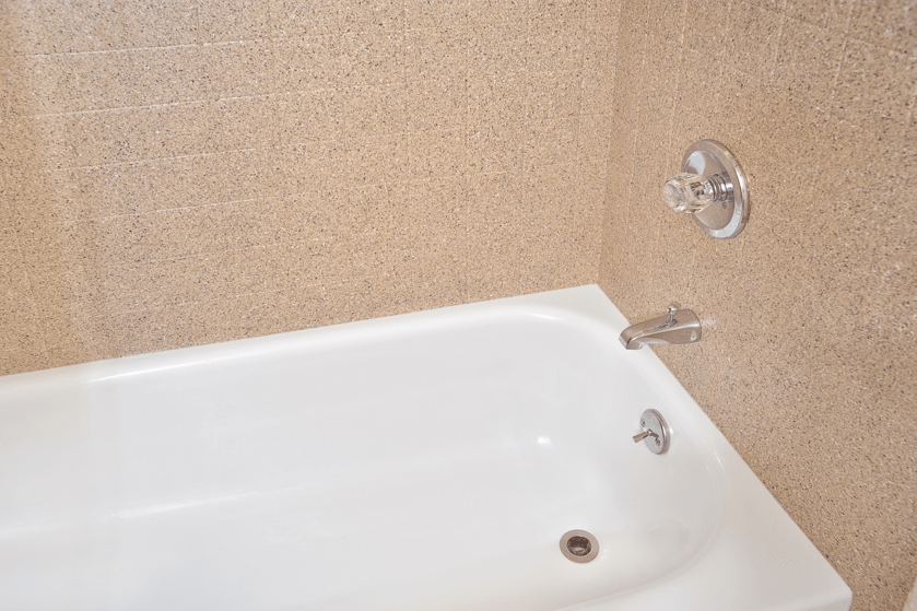 Ring in the new year with a bathtub refinished by Miracle
