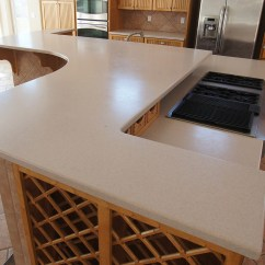 Kitchen Countertop Refinishing Display Revive Your Outdated With