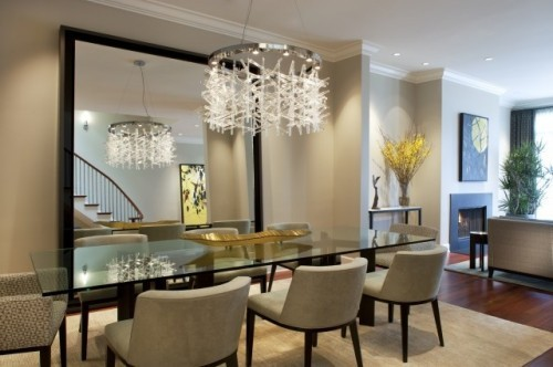 large living room wall mirrors entertainment modern mirror for interiors dining
