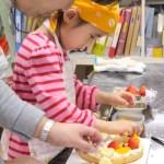 デコレーションケーキ作り お菓子教室