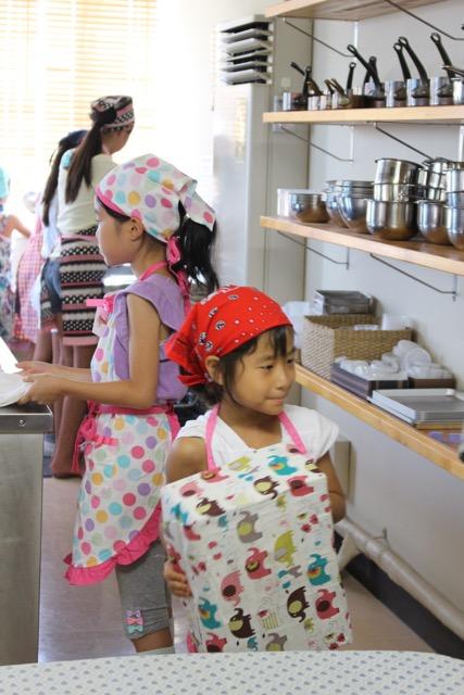 干し野菜のマフィン お菓子教室