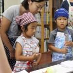 干し野菜のマフィン お菓子教室1