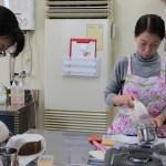 ルリジューズ お菓子教室1
