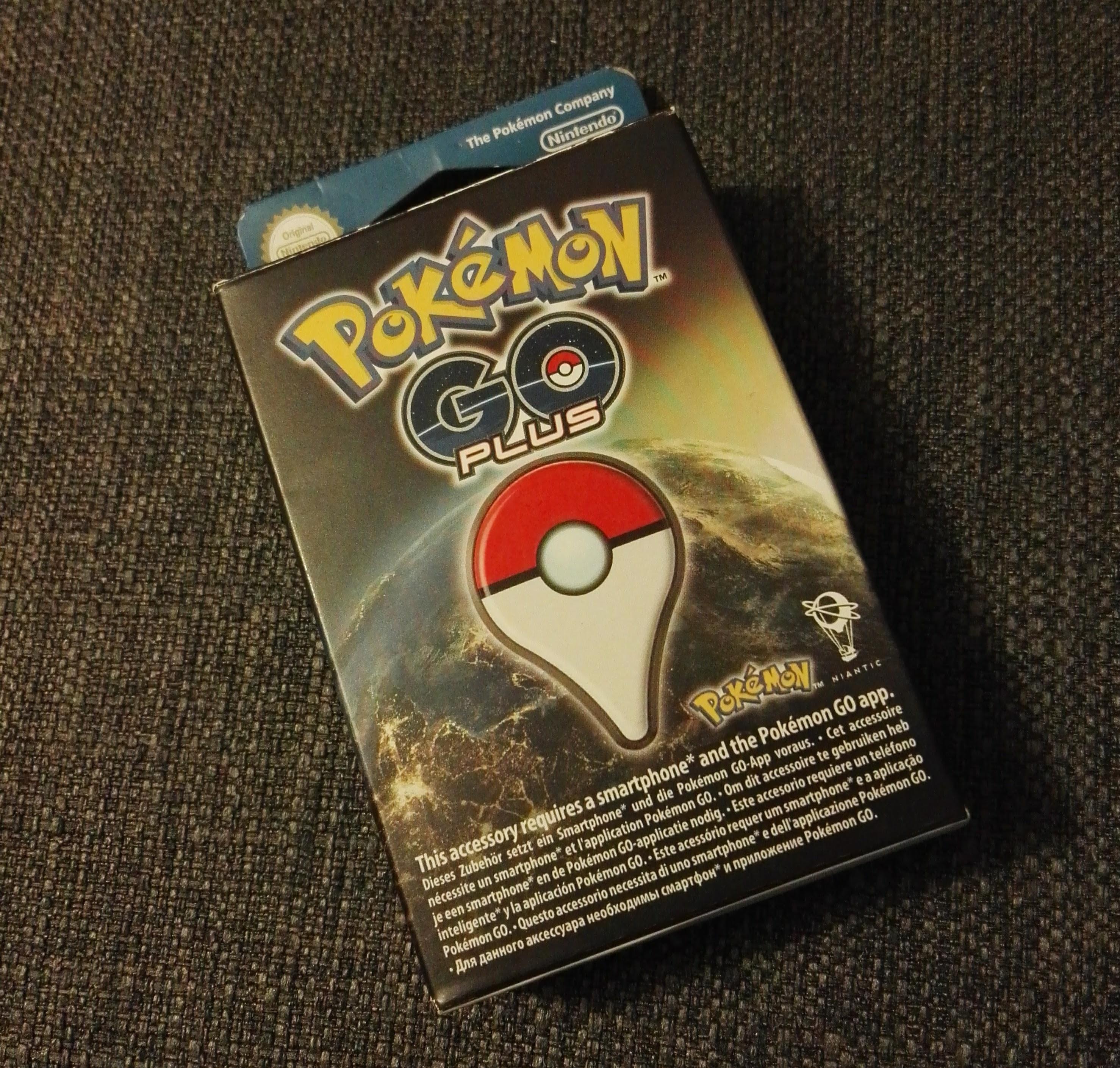 Mi Pokemon Go Plus