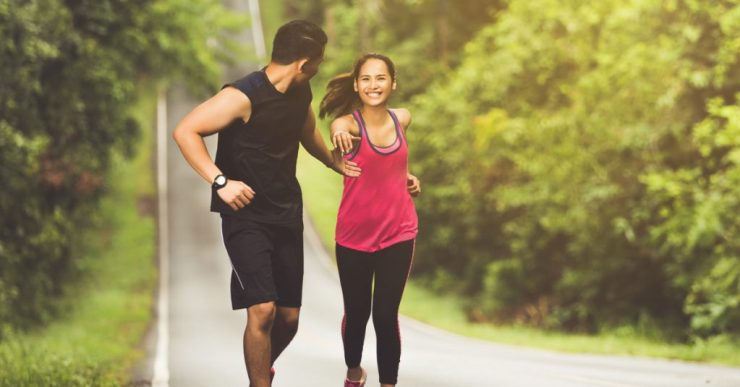 Healthy Couples - How to Support Your Mate in Fitness and Health ...