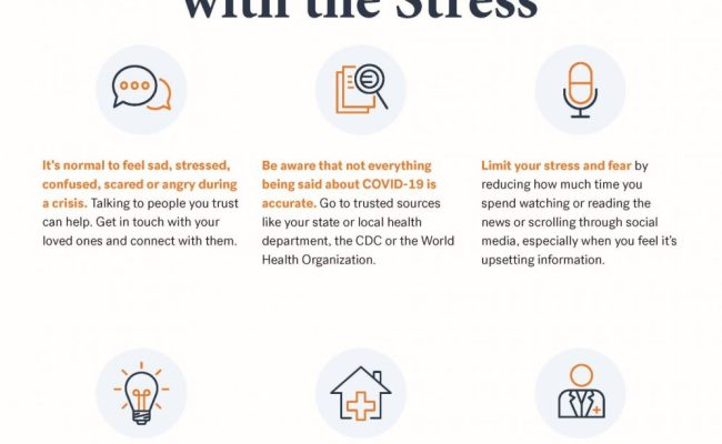 Covid 19 Coronavirus 6 Tips For Coping With The Stress