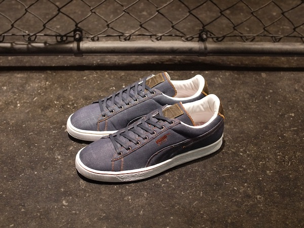 "828206b609bc ・Puma   STATES x DENIM (354770-02) ""LIMITED EDITION for The LIST"" ¥9970(TAX  IN)"