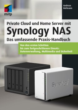 Buch: Private Cloud und Home Server mit Synology NAS