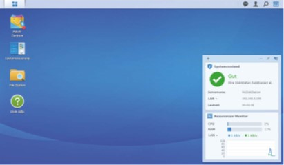 DiskStation Manager Synology NAS