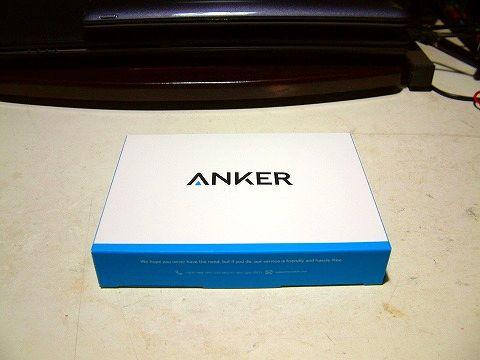 ANKERですねぇ~結構好きなメーカーですw