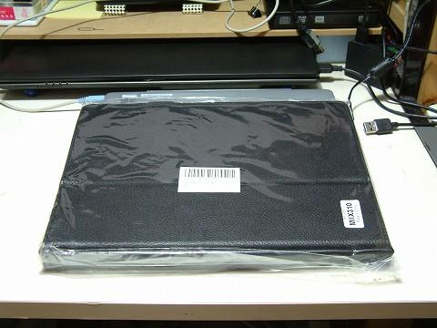 アイデアパッド MIIX 310専用のカバーをポチってしまいましたw