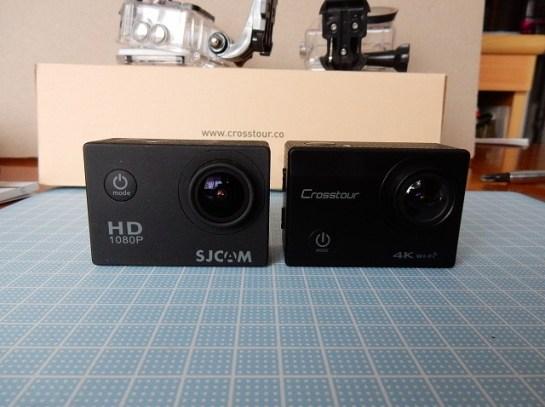 SJ4000とCT8500