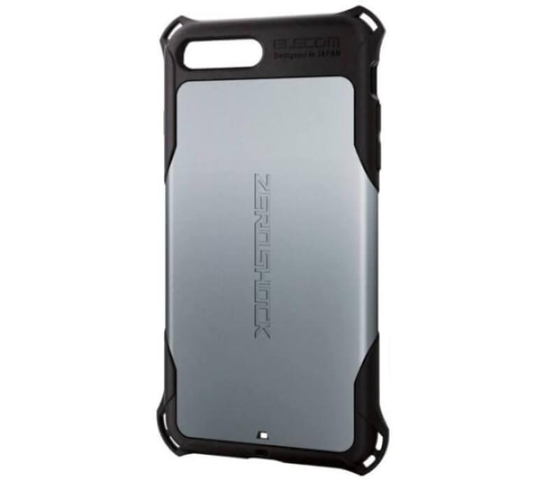 エレコム iPhone8 Plus ケース