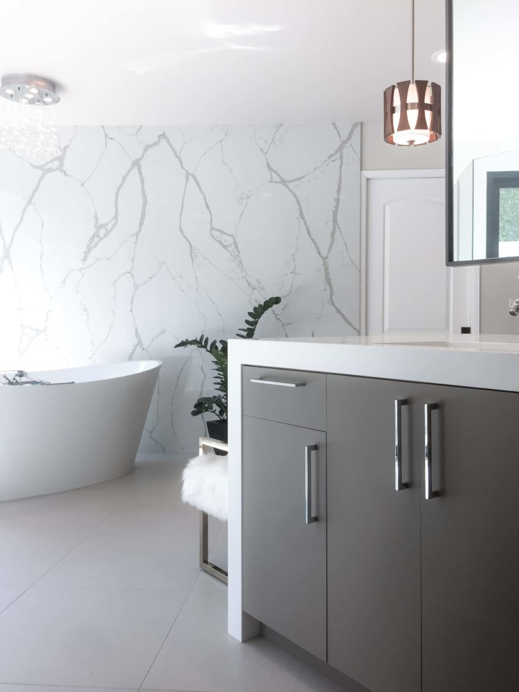 go groutless with corian monarch