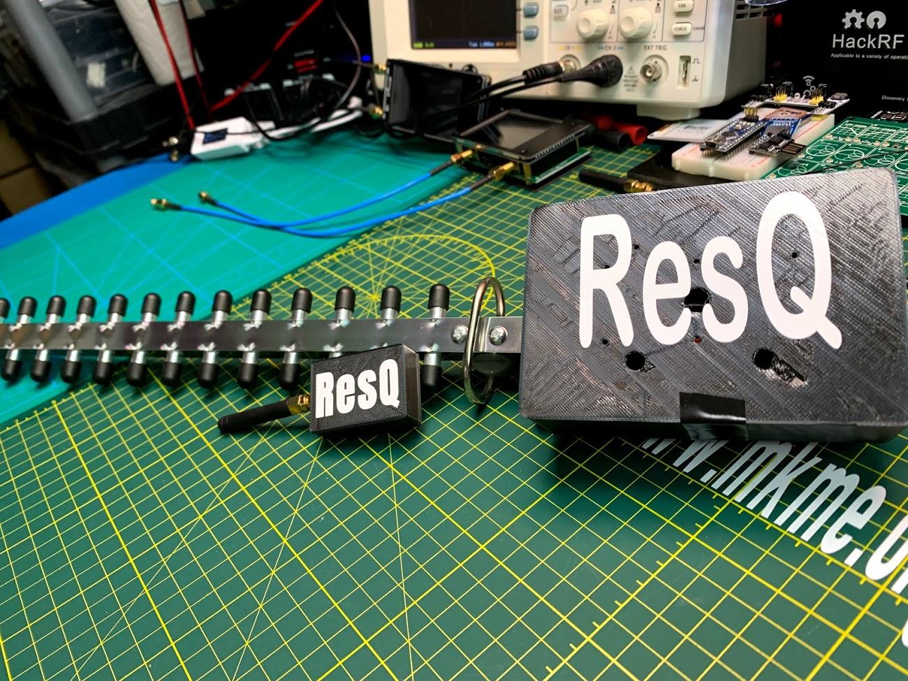 MKME Lab ResQ
