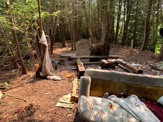Goderich Encampments