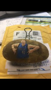 NBA Potato