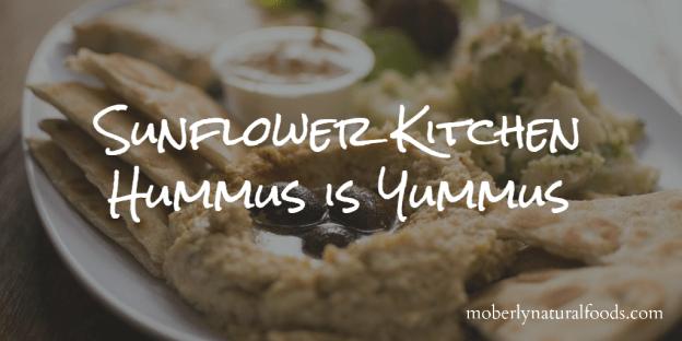 Sunflower Kitchen Hummus