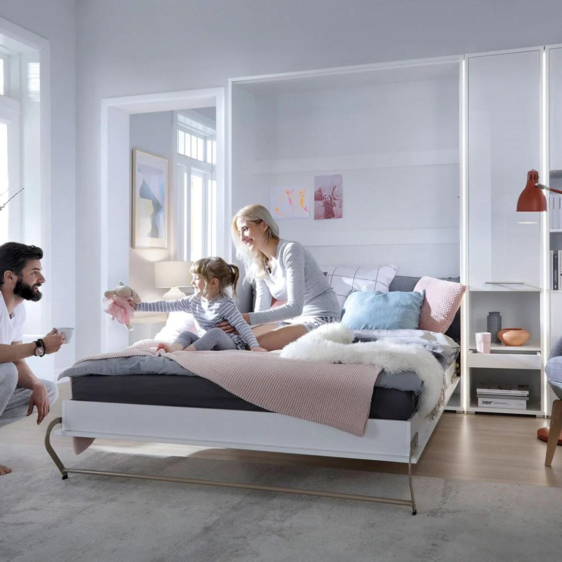 mobilier inteligent dormitor