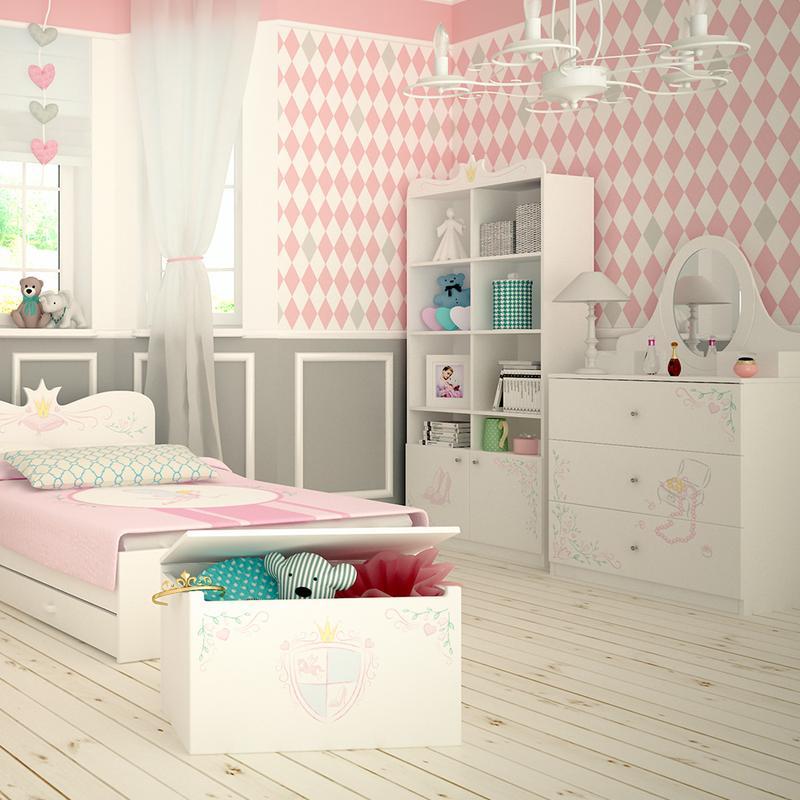 mobila camera copiilor