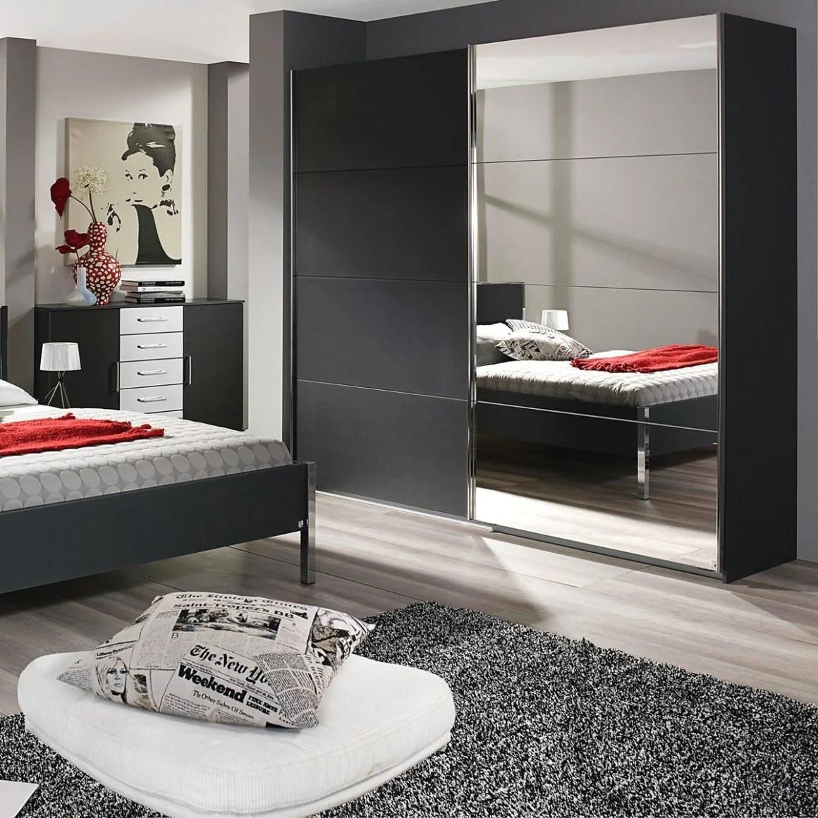 amenajare dormitor mic modern