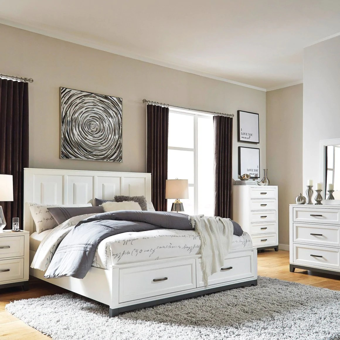 modele dormitor modern mic