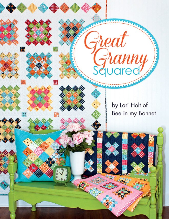 Great Granny Squared by Lori Holt ISE 903