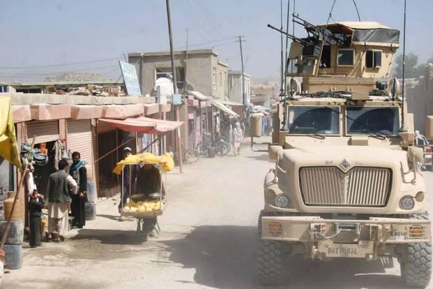 Ghazni Market