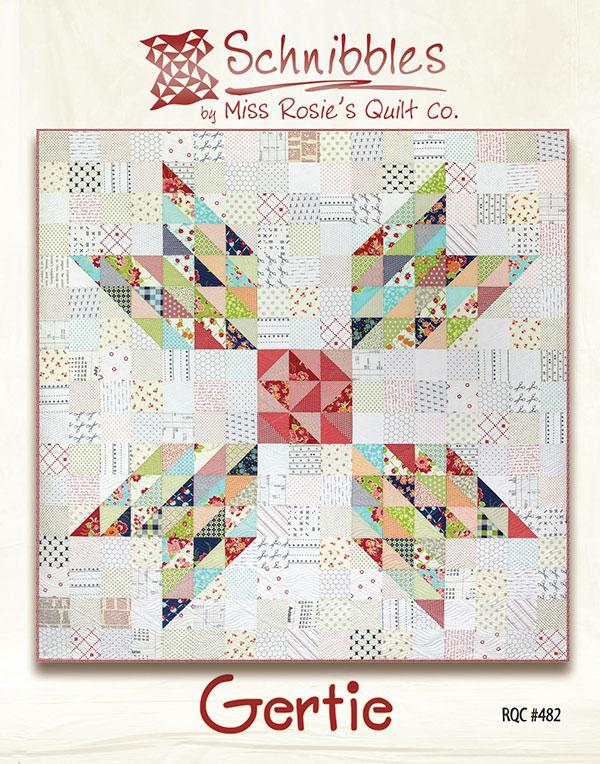 RQC 483 Gertie pattern