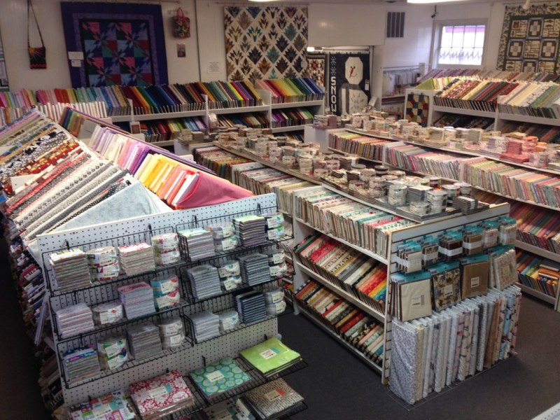 Featured Shop Fabric Shack Of Waynesville Ohio Modafabrics