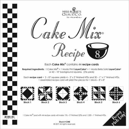 How To Use Moda Cake Mix Recipes