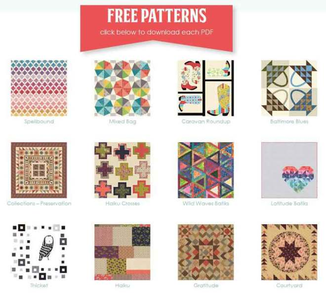 CT-Free-Patterns