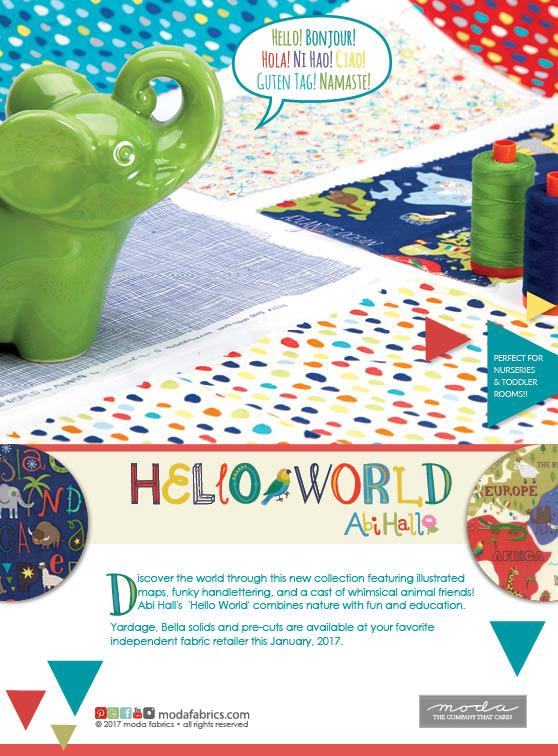 Hello, World by Abi Hall