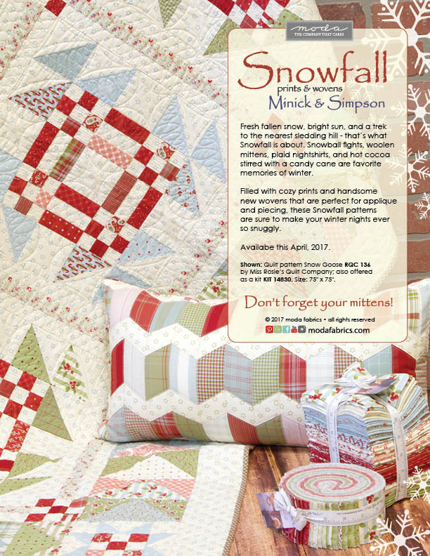 Snowfall by Minick & Simpson