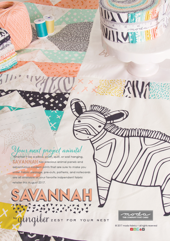 Savannah by Gingiber