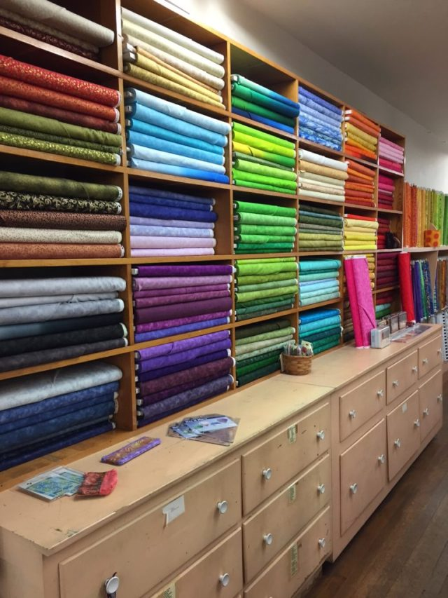 What Started As A Go To Store For Garment Fabrics Today Features A Wide Range Of Quilting Fabrics And Draws Customers From Virginia New Jersey