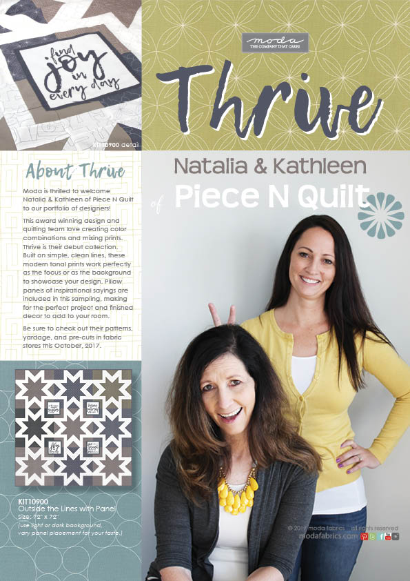 Thrive by Natalia and Kathleen