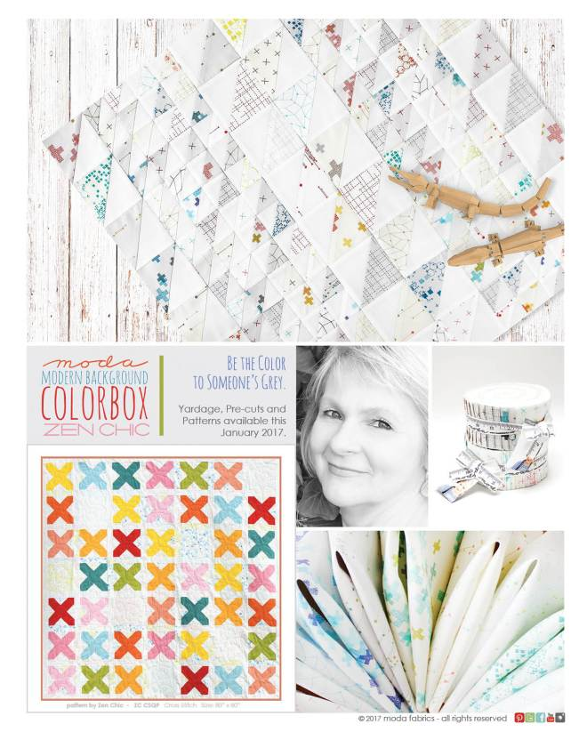 Modern Backgrounds Colorbox by Zen Chic