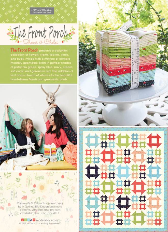 The Front Porch by Sherri & Chelsi