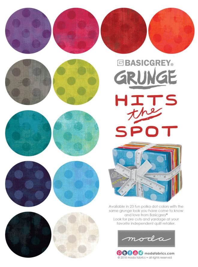 Grunge Hits the Spot by Basic Grey