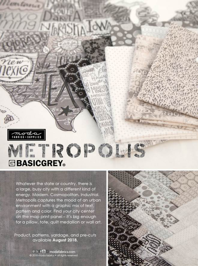 Metropolis by Basic Grey
