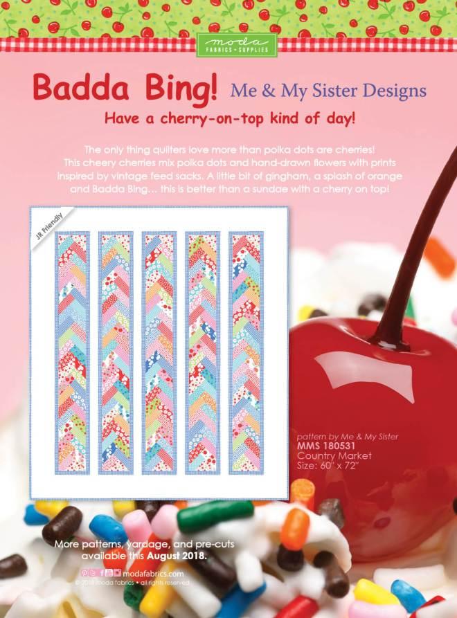 Badda Bing by Me & My Sister Designs