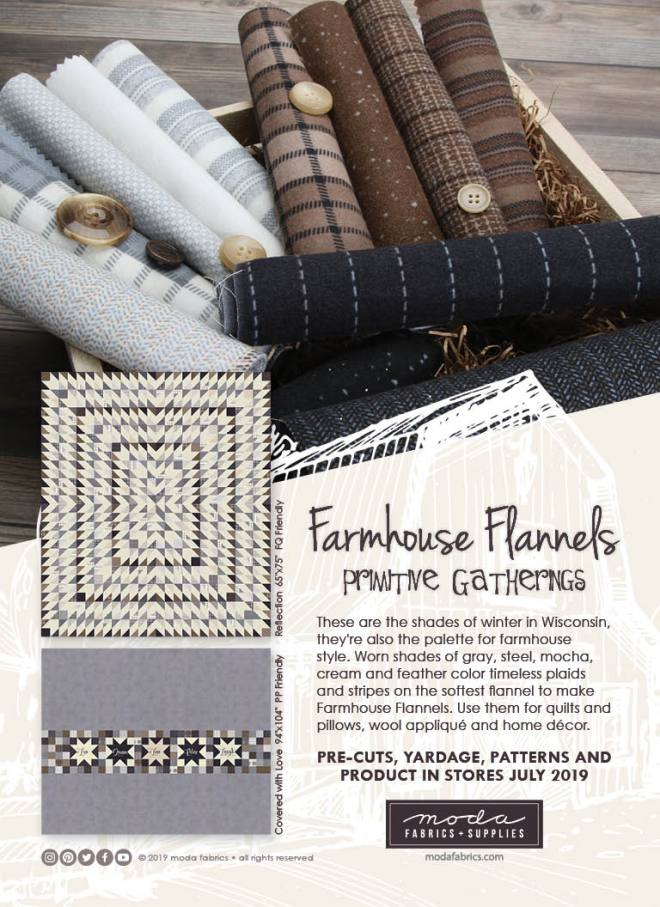 Farmhouse Flannels by Primitive Gatherings